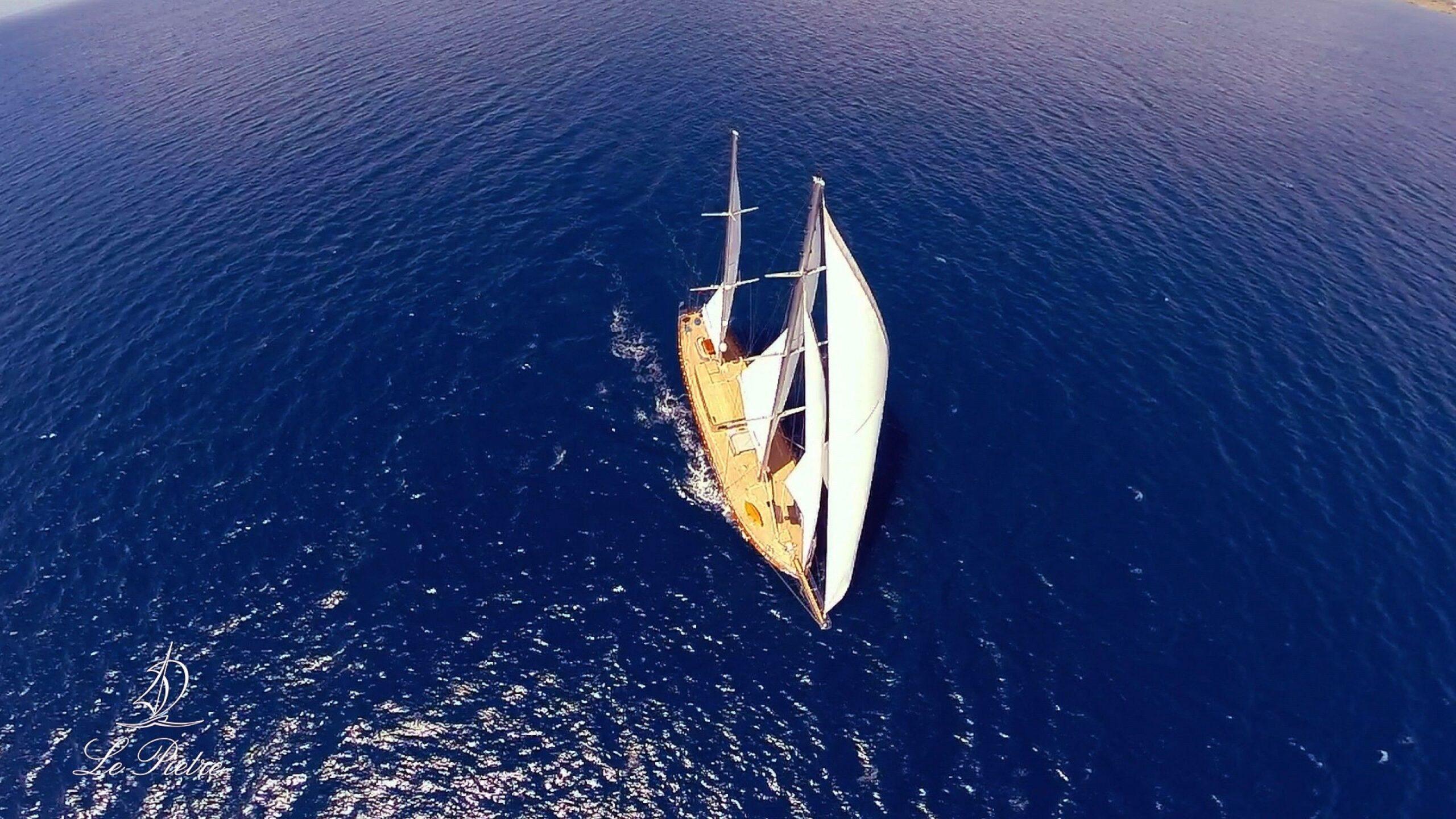Crewed Yacht Charter Marmaris