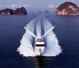 Crewed Motor-Yacht Charter