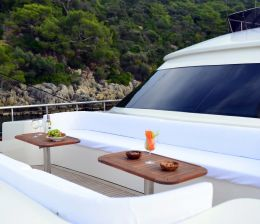 Crewed Yacht